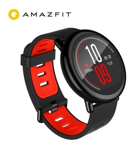 relógio smartwatch xiaomi mi amazfit pace global 12x s/juros