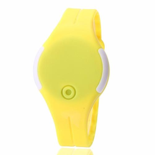 relógio s/nike silicone criança  led várias cores atacado