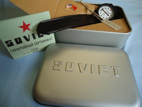 relógio soviet não by cosmos cccp ussr urss união soviética