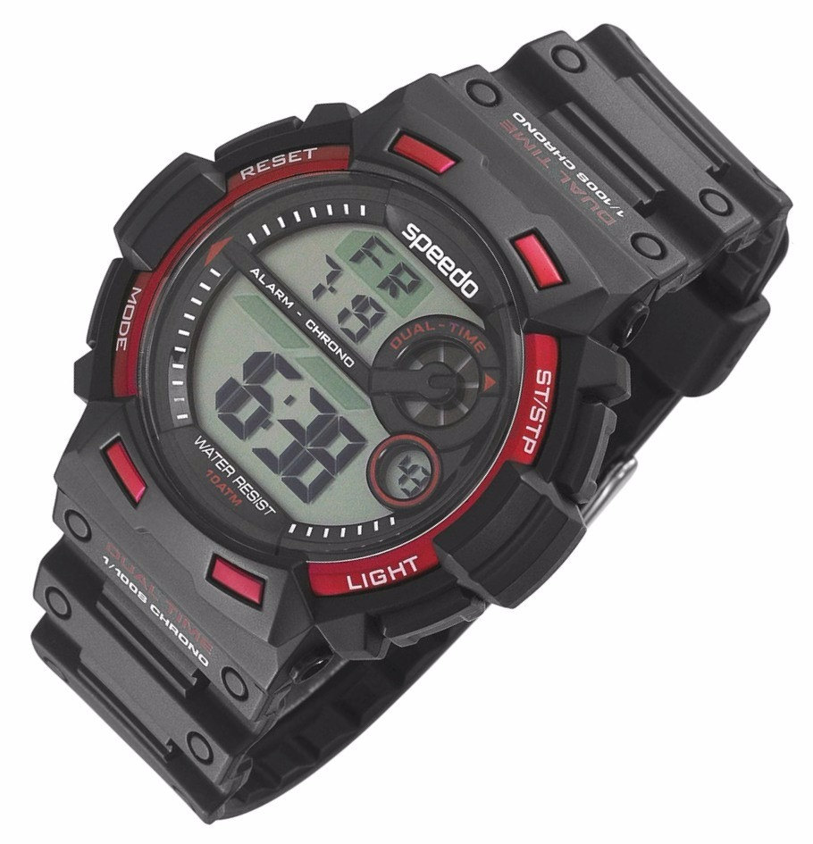 a24227a425d relógio speedo 5 alarmes sport lifestyle 10 atm 80567g0ebnp2. Carregando  zoom.