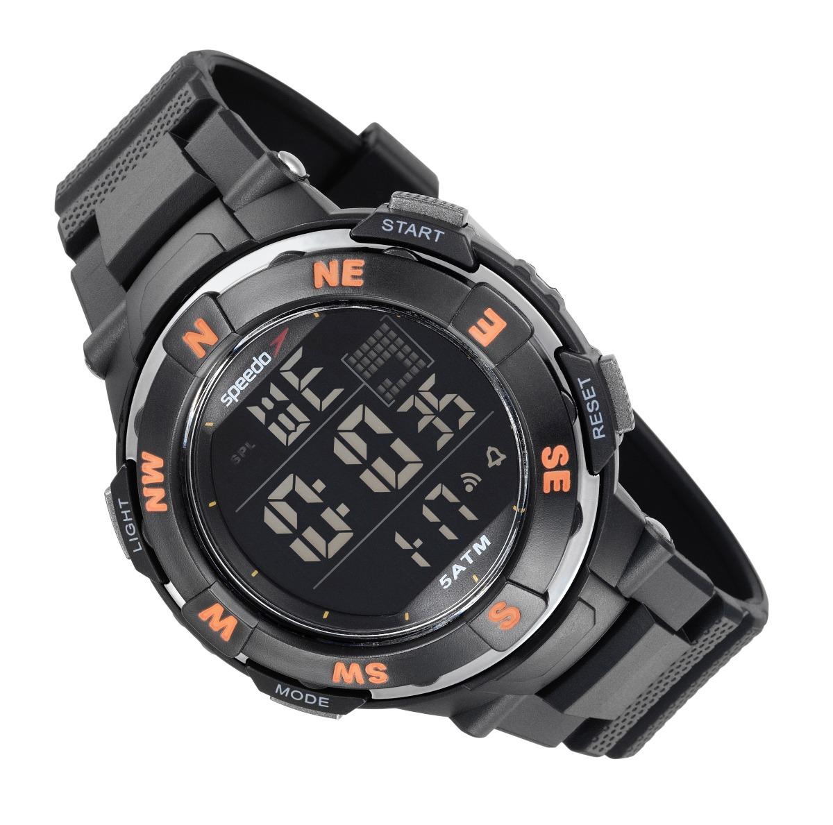 c79053756aa relógio speedo digital masculino esportivo 81165g0evnp1. Carregando zoom.