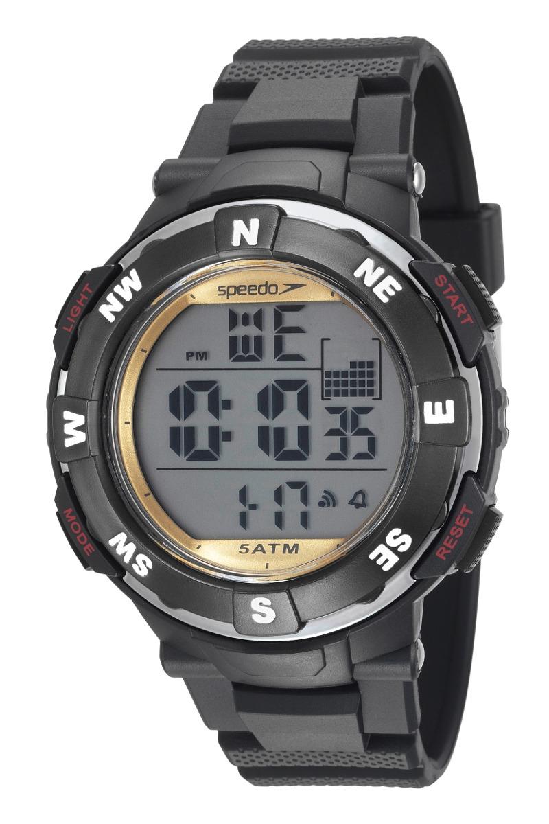 7889e0670d1 Relógio Speedo Digital Masculino Esportivo 81165g0evnp2 - R  125