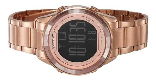 relógio speedo feminino rosê