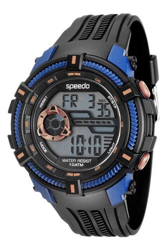 relógio speedo masculino 80591goevnp3 digital
