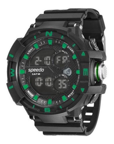 relógio speedo masculino 81093g0egnp2 novo com garantia e nfe