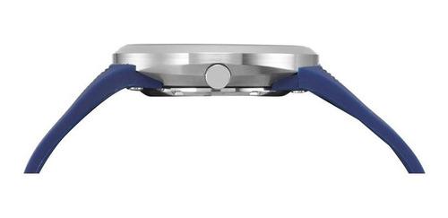 relógio speedo masculino 81124g0evnu1 esportivo prateado