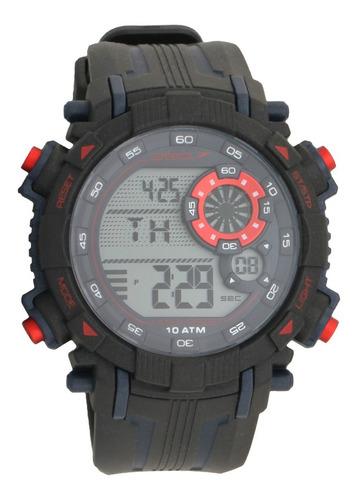 relógio speedo masculino digital preto esportivo