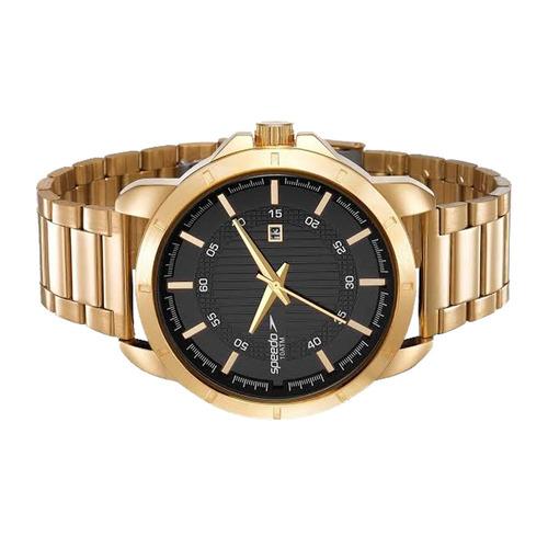 relógio speedo masculino dourado 24863gpevds1