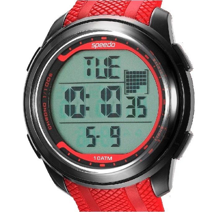 f3f56377c28 Relógio Speedo Masculino Esportivo Digital 80593g0evnp4 - R  195