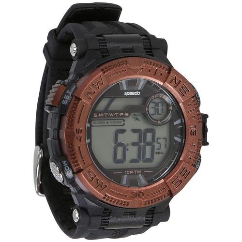 relógio speedo sport life cronômetro 2 alarmes 65063g0evnp2