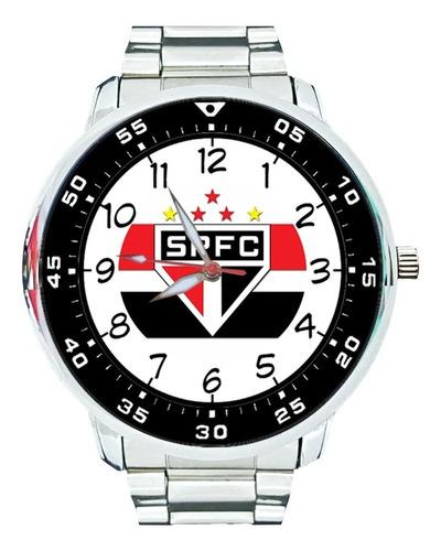 relógio spfc são paulo futebol tricolor independente top