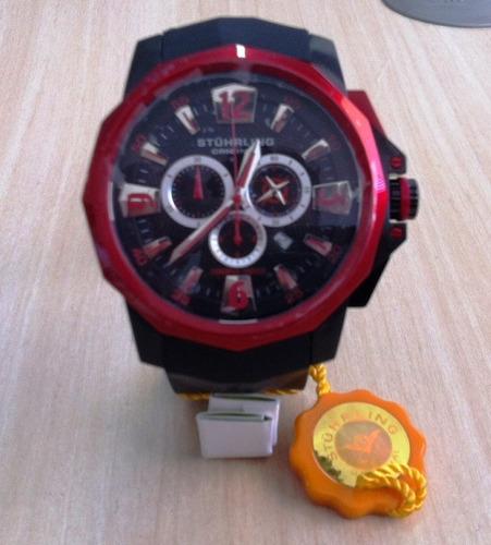 relógio stuhrling admiral - original