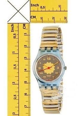 relogio suíço swatch, feminino, pequeno, novo na caixa
