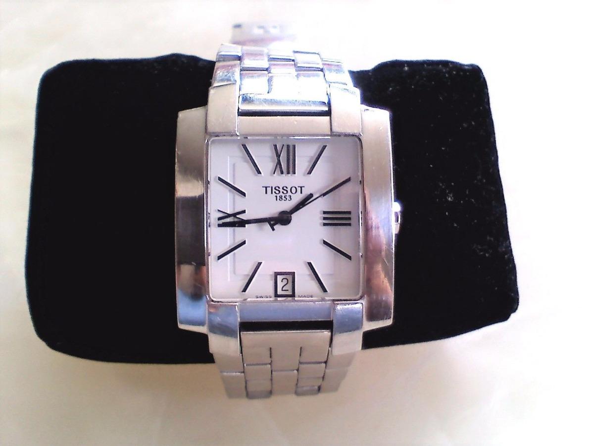 7f86b327c5e Relógio Suiço Tissot 1853 Modelo L860 960 - Autêntico - R  590