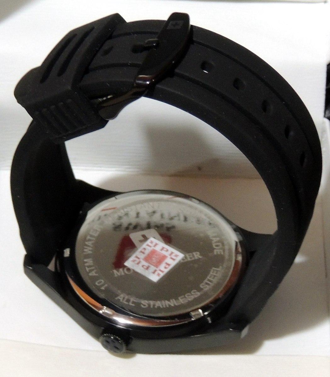 27c22a71a relogio suiço watch - swiss mountaineer - sml8041 - 48mm. Carregando zoom.