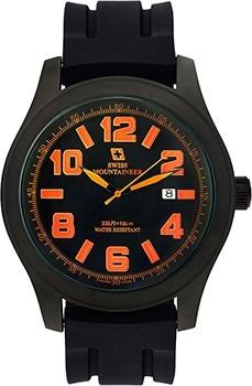 ef37b0a33 Relogio Suiço Watch Swiss Mountaineer Sml8041 48mm - R  380