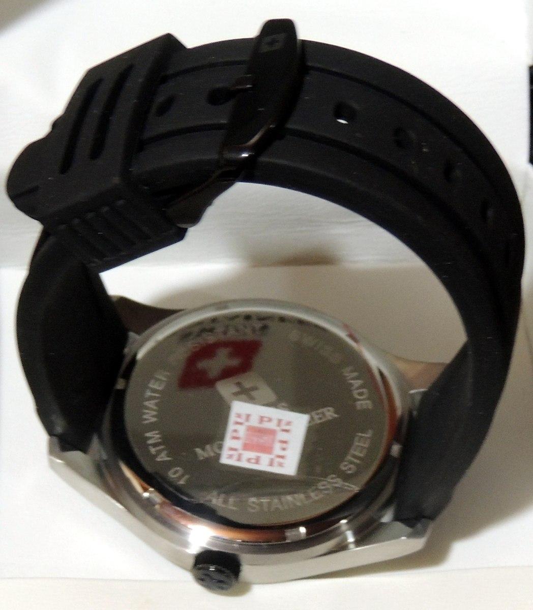 1a4459e14 Relogio Suiço Watch - Swiss Mountaineer - Sml8042 - 48mm - R  380