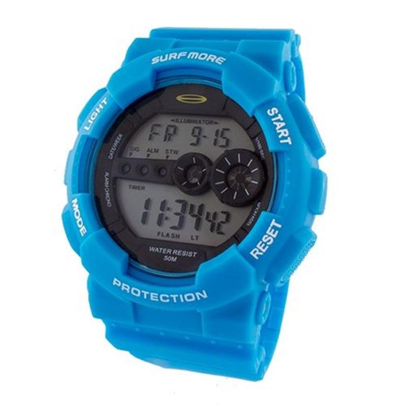 e5b62ff0b2f Relógio Surf More Masculino Esportivo Azul- 4010491m - R  154
