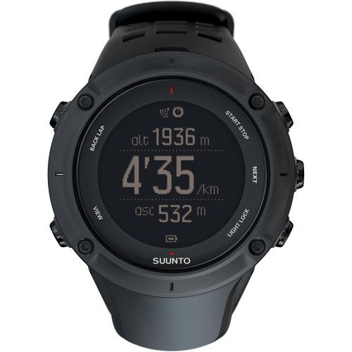 relógio suunto ambit3 sport preto ss020674000
