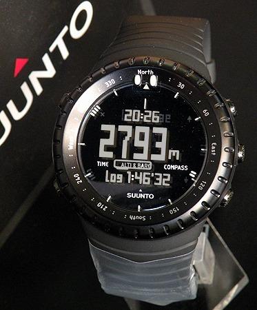 3bc6875717d Relógio Suunto Core All Black Military Ss014279010 Promocao - R  980 ...