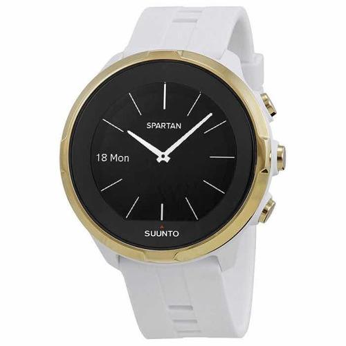 relógio suunto spartan wrist hr branco