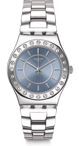relógio swatch bluedabadi - yls206g