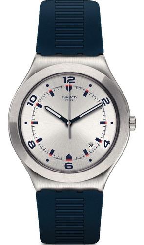 relógio swatch brut de bleu - yws431
