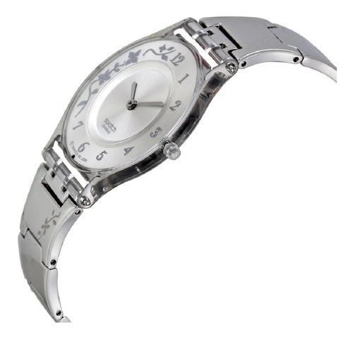 relógio swatch climber flowery - sfk300g