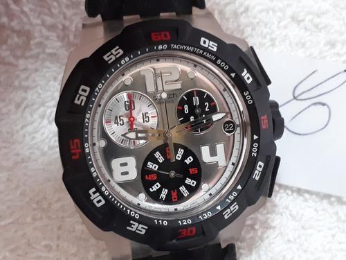 relógio swatch cronógrafo, coleção 2007 - lindo !