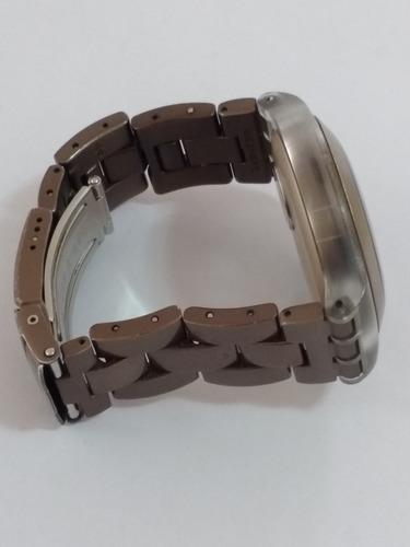 9c71a3005bd Relógio Swatch Diaphane Original Funcionando - R  260