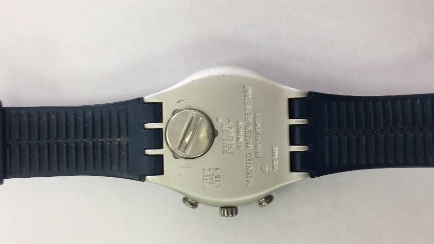 61fa2f240ca relogio swatch edição limitada olimpiadas atenas 2004. Carregando zoom.