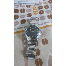 Relógio Swatch Em Aço - Todo Original.