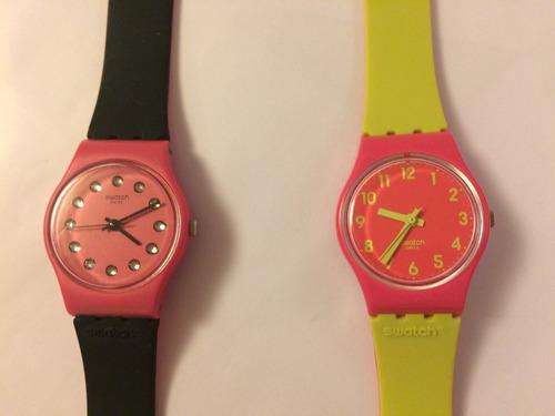 relógio swatch feminino - biko roose