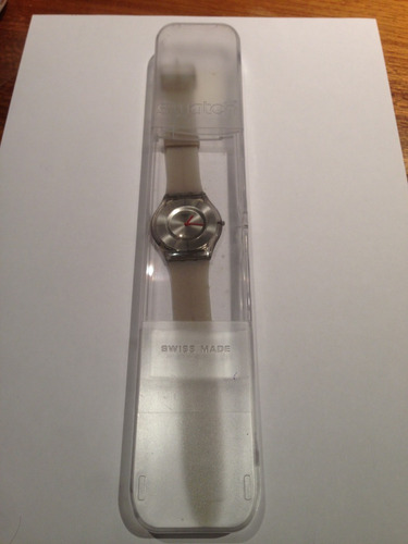 relógio swatch - feminino - classic - modelo sfk