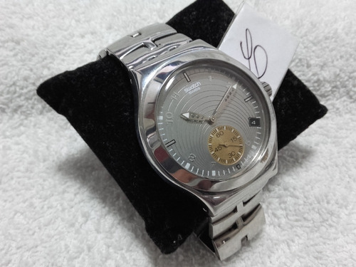 relógio swatch irony - único !