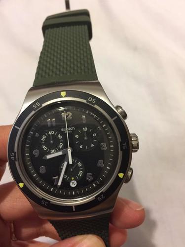 relógio swatch lançado só nos estados unidos