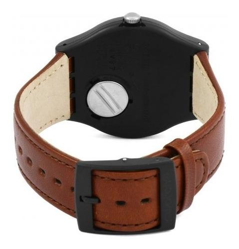relógio swatch lonely desert - suob721