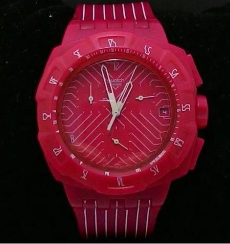 relógio  swatch original feminino rosa