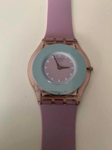 1f022eaa7da Relógio Swatch Skin - O Relógio Mais Fino Do Mundo - R  399