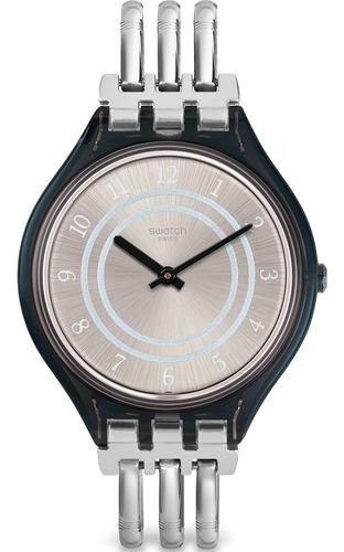 relógio swatch skin - svom105b