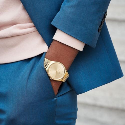 relógio swatch skinlingot - syxg100gg