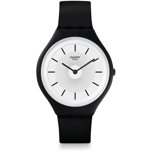 relógio swatch - skinnoir - svub100