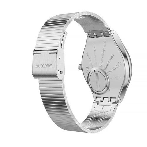 relógio swatch skinpole - syxs103gg