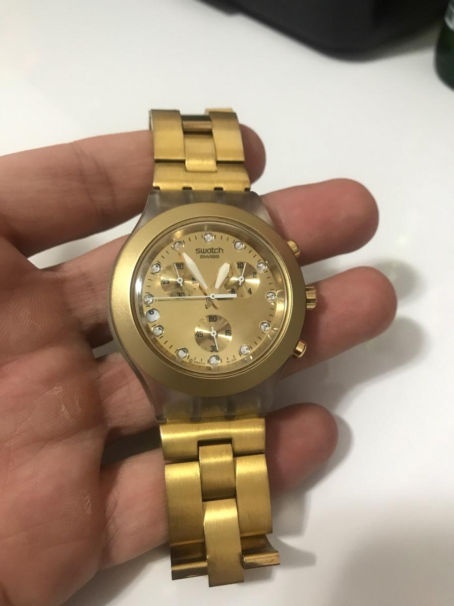 34f2b5e221d relógio swatch swiss made diaphane. Carregando zoom.