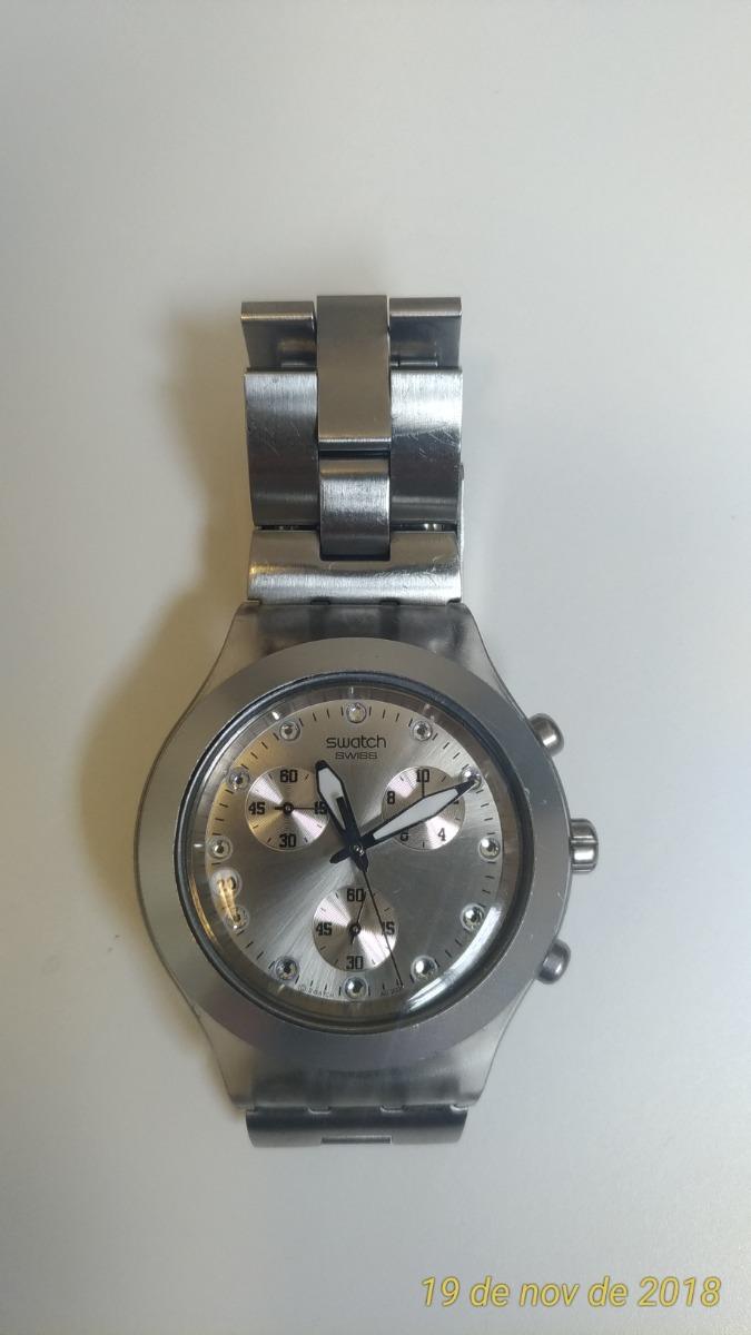 67b0e4bd413 relógio swatch swiss trony - semi novo. Carregando zoom.