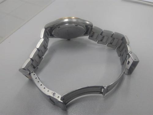 relógio swiss army dhc+ modelo hc-1106/1