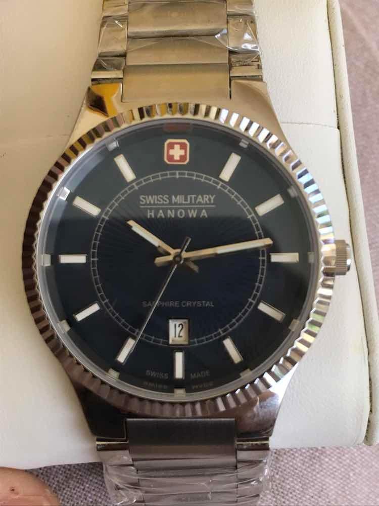 48bfeeda8b2 relógio swiss military hanowa. Carregando zoom.