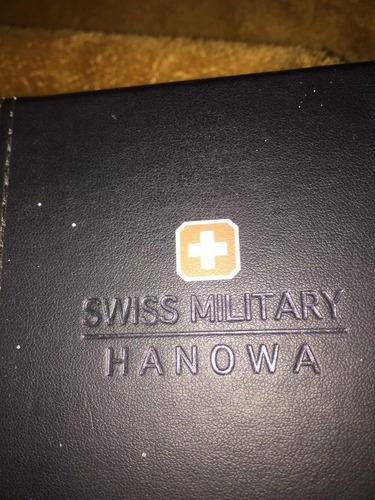 relógio swiss military original