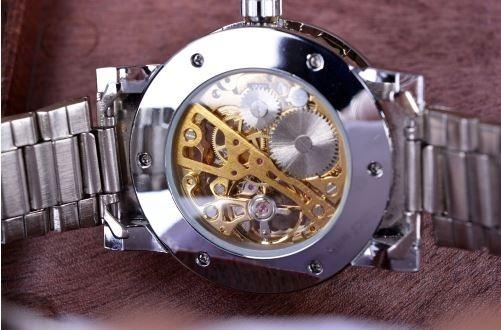 3d97d1af160 Relógio T-winner - Mecânico Automático (não Usa Bateria) - R  138
