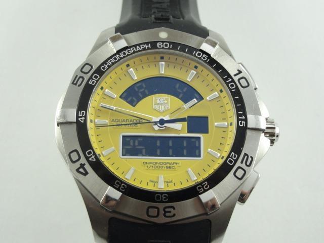 c5ebdcd98a3 Relógio Tag Heuer Aquaracer Original - Chronotimer - 300 Mts - R ...